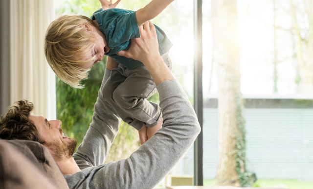45 month old: Practical tips for being a 'present' parent