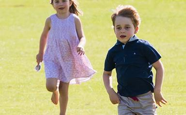 REVEALED: The reason why Prince George and Princess Charlotte haven't met baby Archie