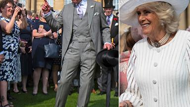Why Prince Charles hosted the first garden party of the year instead of the Queen
