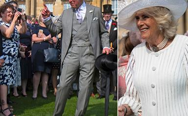 Buckingham Palace just threw its first summer bash - see the stunning royals in attendance