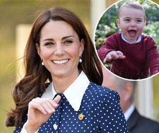 Duchess Catherine reveals that Prince Louis has a cheeky side