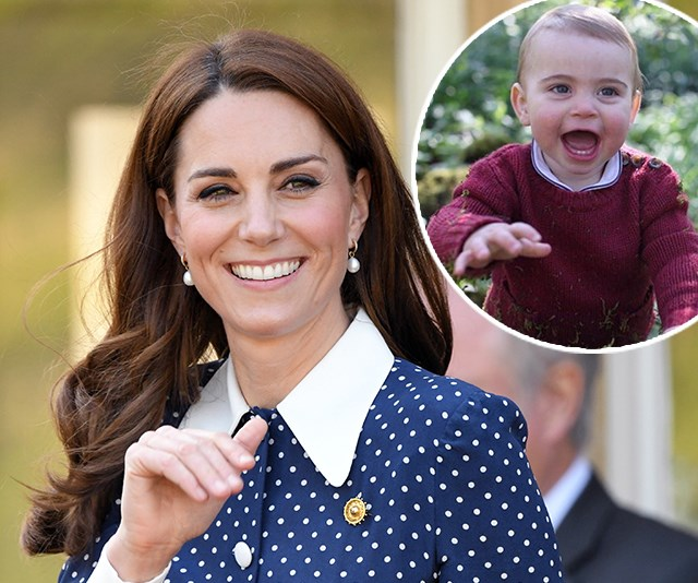 """Duchess Catherine reveals cheeky Prince Louis is """"keeping us on our toes"""""""