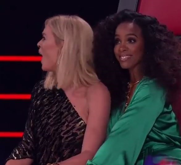 The Voice spoiler alert! The full blown meltdown that divides the coaches