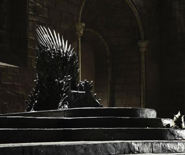 PSA: You can actually BUY The Iron Throne from Game of Thrones - here's how