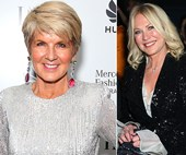 Julie Bishop and Kerri-Anne Kennerley just debuted incredible new looks at Fashion Week