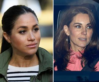 Duchesses at war! Kate Middleton's visit to baby Archie ends in tears