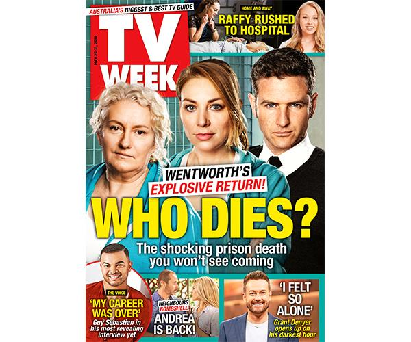 TV WEEK Puzzles Issue 21