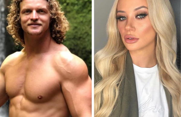 Are Married at First Sight's Jessika Power and the Honey Badger Nick Cummins a thing now?