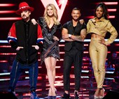 Meet the coaches on The Voice Australia 2019