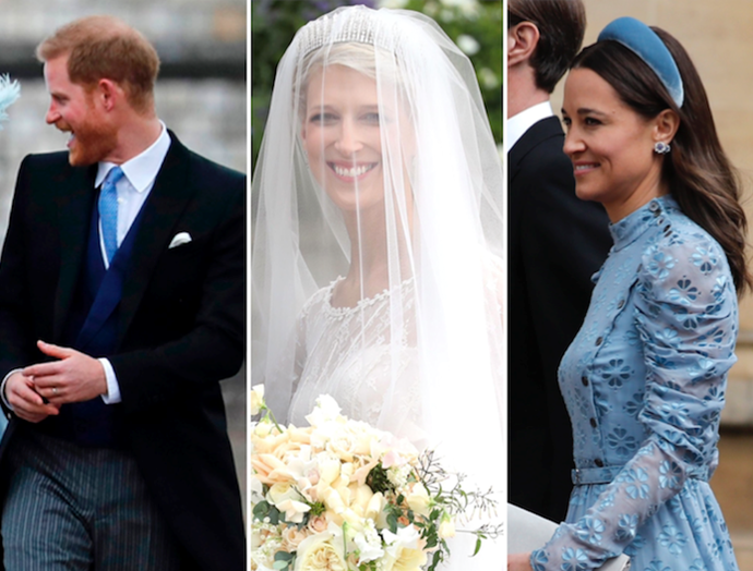 Royal Wedding 2019: See all the stunning royal outfits, including the bride's!