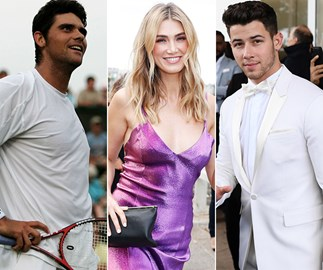 A definitive guide to Delta Goodrem's past romances - from boy band heartthrobs to tennis legends