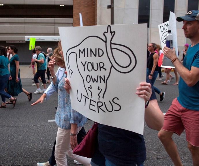 Abortion still isn't legal in Australia. Nope, we're not joking