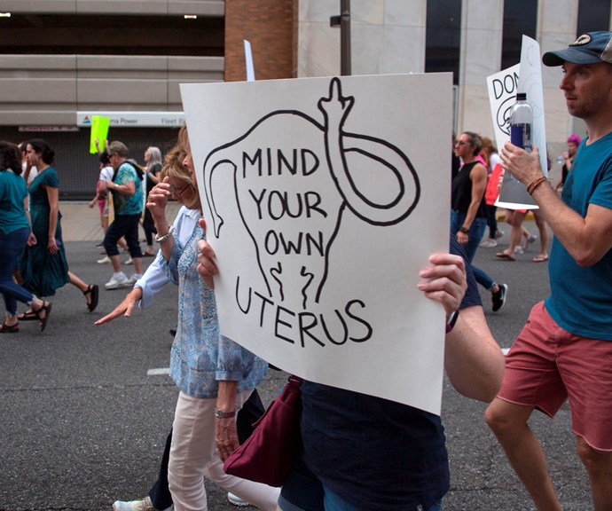 Abortion still isn't legal in Australia. Nope, we're not joking