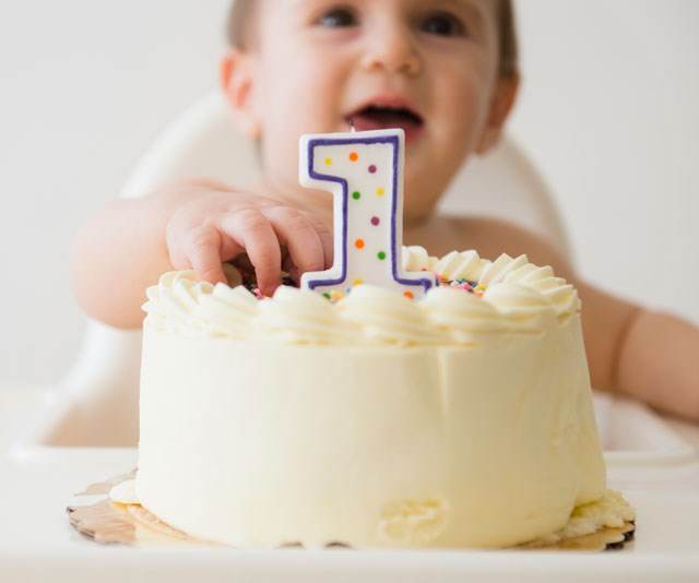 1 year old: Time to celebrate
