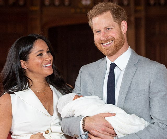Baby Archie's exciting new visitor revealed - and they're bringing his first playmate!