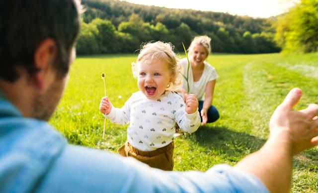 13 month old: Encouraging your chatterbox