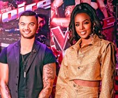 The Voice Australia's Kelly Rowland admits new coach Guy Sebastian is a force to be reckoned with
