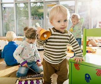 17 month old: How to encourage sharing