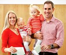 Could Jim Chalmers be the next Labor leader? Meet his adorable family here