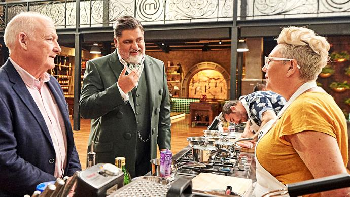 MasterChef Australia's Steph reveals the truth about rumours the judges eat cold food