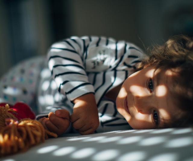 Good night, sleep tight – please!