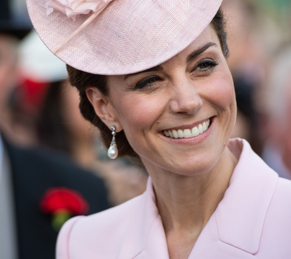 Duchess Catherine's touching tribute to Princess Diana as she steps out for Queen's Garden Party