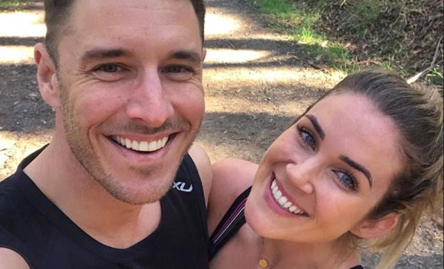 Be still, our beating hearts! Did Lee Elliott just propose to Georgia Love?