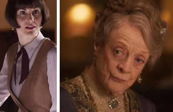 The new Downton Abbey film trailer has been released and it looks positively delightful