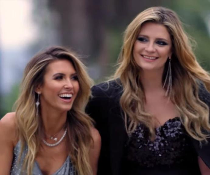 FEEL THE RAIN ON YOUR SKIN: The Hills New Beginnings trailer is finally here