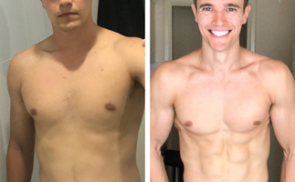 Home and Away star Nic Westaway's INCREDIBLE body transformation will make your jaw drop