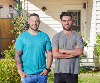 House Rules' Tim and Mat struggled with the loss of their grandfather
