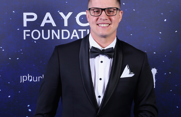 Home and Away's Johnny Ruffo just made a VERY heart-warming announcement