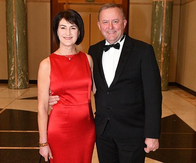 Meet Anthony Albanese's former wife Carmel Tebbutt