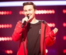 The Voice's Oliver Cutherbert reveals he's transgender  - leaving coach Boy George in awe