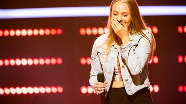 The heartbreaking story behind this Voice contestant's audition will make you cry