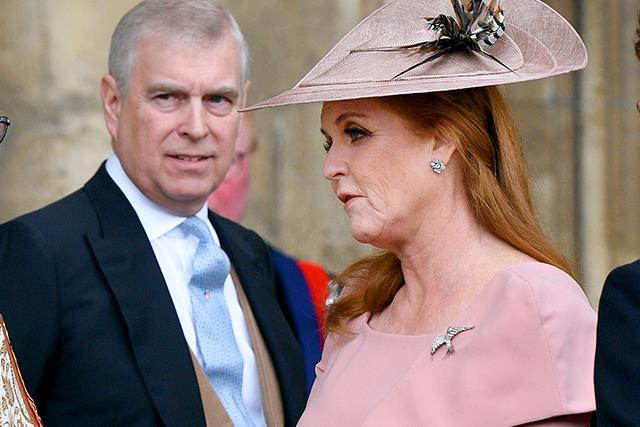 The big clue that Sarah Ferguson and Prince Andrew are back together