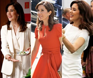 Crown Princess Mary pulls off four showstopping outfits on whirlwind tour of South Korea