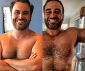 Chef Miguel Maestre reveals his amazing weight loss transformation