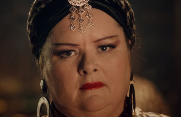 Magda Szubanski strips bare in new raw music video