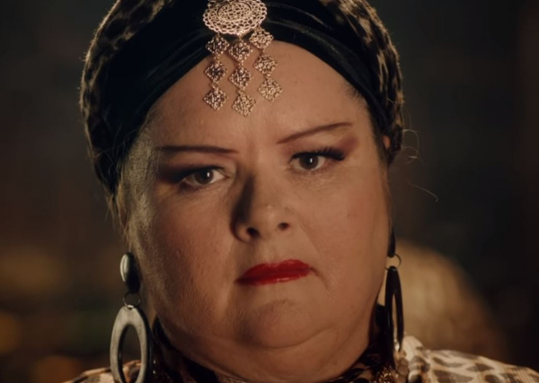 Magda Szubanski strips bare in new raw music video