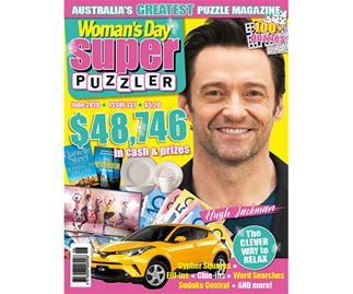 Woman's Day Superpuzzler Issue 137