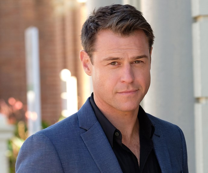 Rodger Corser announced as TV WEEK Gold Logie Nominee