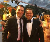 A Stefanovic brother is returning to our screens! Exciting new role revealed for ex-channel Nine presenter