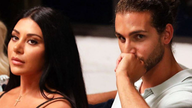 Have MAFS' Michael Brunelli and Martha Kalifatids taken it too far with their latest Insta pic?
