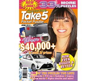 Pocket Puzzler Issue 178 Coupon