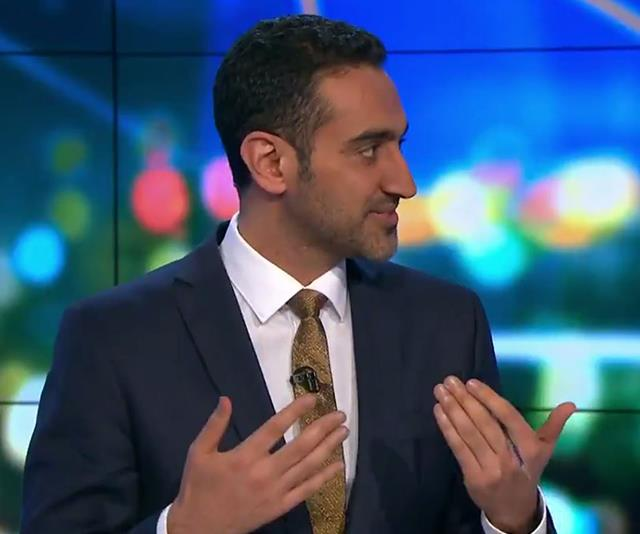 Waleed Aly opens up about his son with a rare heart-wrenching parenting confession