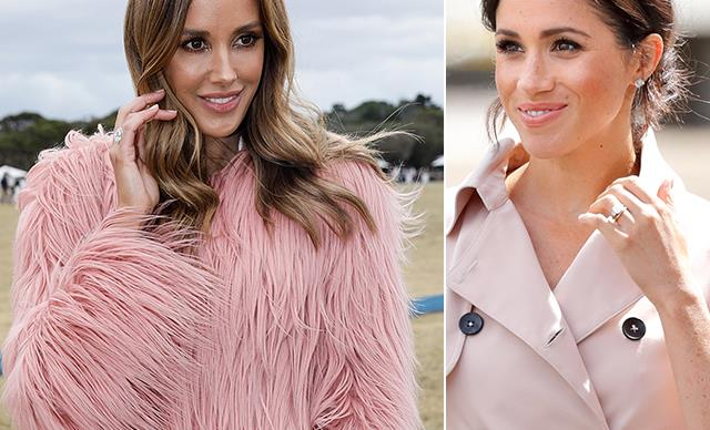 "EXCLUSIVE: Celebrity stylist Lana Wilkinson names Bec Judd as the ""Meghan Markle of Aussie fashion"" for this surprising similarity"