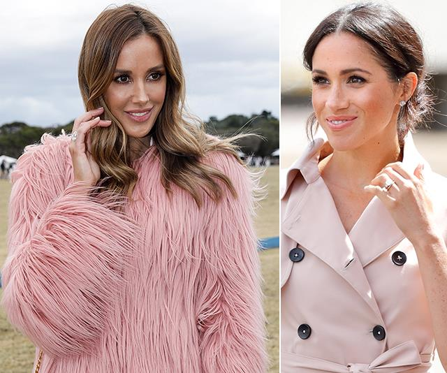 """EXCLUSIVE: Celebrity stylist Lana Wilkinson names Bec Judd as the """"Meghan Markle of Aussie fashion"""" for this surprising similarity"""