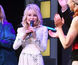 Dolly Parton just made a very exciting Steel Magnolias announcement