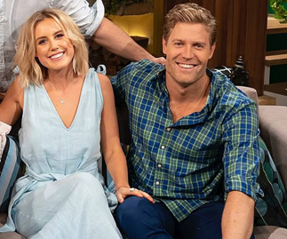 Are Dr Chris Brown and Liv Phyland still together? Channel 10 star posts pic from hospital room